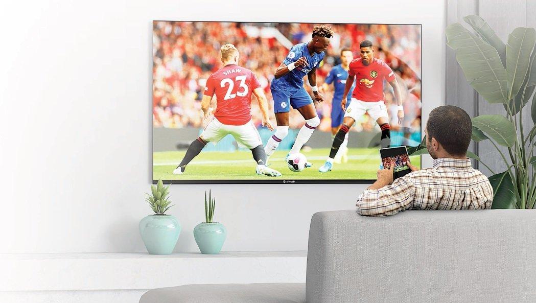 تلویزیون ال ای دی هوشمند اسنوا 55 اینچ مدل SSD-55SA630 U