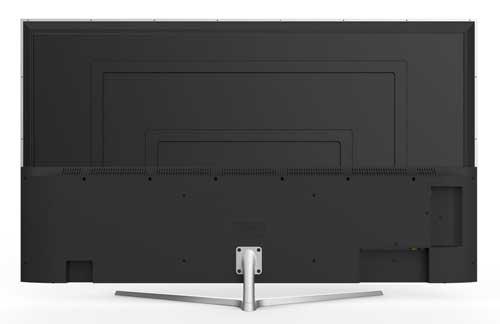 نمای پشت تلویزیون ال ای جی پلاس GTV 65 LU721S